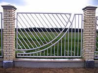 Ограждение (забор) для частного дома