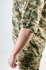 Рубашка Военно-Полевая Пиксель ЗСУ, фото 3