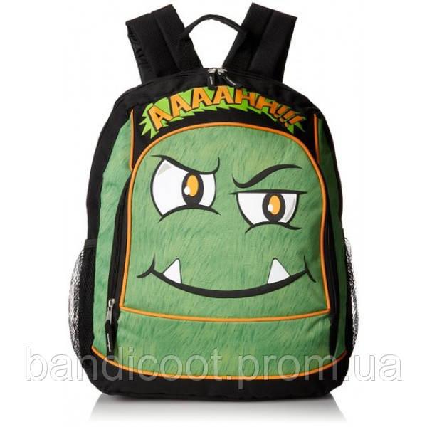 Рюкзак с изображением милого Монстра  Mystic Apparel Ahh Monster Backpack