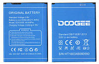 Аккумуляторная батарея Doogee X6, X6 Pro 3000 mAh ОРИГИНАЛ. Гарантия: 12 месяцев