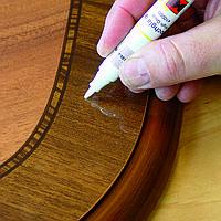 Маркер-пензлик з лаком (для точкового відновлення), фото 1