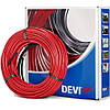 Электрический кабель нагревательный в стяжку DEVIflexTM 18T (90,0 м)