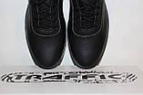 Туфли мужские кожаные 40-45 Traffic арт 316 черные флотар., фото 6