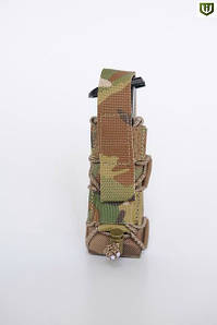Универсальный подсумок под пистолетный магазин (ПМ, Макаров, АПС и др.) Multicam (Мультикам)