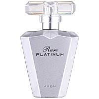 Avon Rare Platinum (Эйвон Раре Платинум) женская парфюмированная вода 50мл. Цветочно-фруктовый аромат.