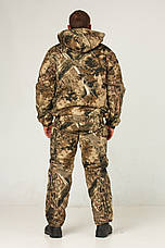 Костюм камуфляжный зимний для охоты и рыбалки Осенний клен, фото 2