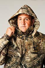 Костюм камуфляжный зимний для охоты и рыбалки Осенний клен, фото 3