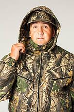 Костюм камуфляжный зимний для охоты и рыбалки Светлый клен, фото 3