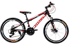 "Велосипед горный Titan Forest 26""×13"" (Black-Red-White)"