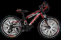 "Велосипед горный Titan Forest 26""×13"" (Black-Red-White) , фото 1"