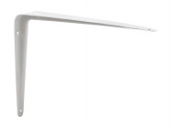 Консоль металлическая L=300 белый