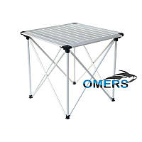 Раскладной стол Verus алюминиевый ALU II 70*70 см