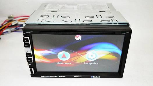 2din Pioneer PI-803  GPS-Tv/Fm-тюнер