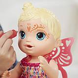 Baby Alive Кукла пупс Малышка Фея Face Paint Fairy, фото 5