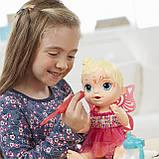 Baby Alive Кукла пупс Малышка Фея Face Paint Fairy, фото 10