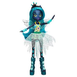 Май литл пони Девочки Эквестрии Королева Кризалис My Little Pony Equestria Girls Pony Mania Queen Chrysalis
