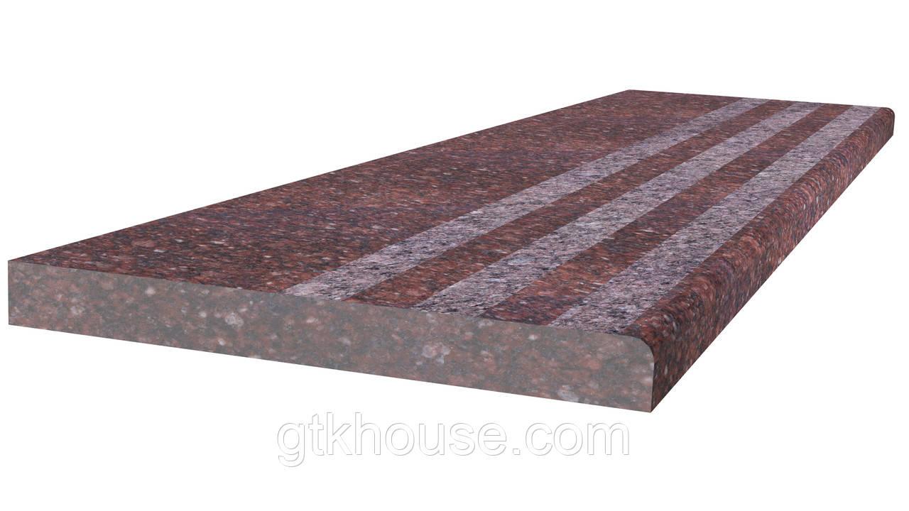Сходинка гранітна Токівська 1400*300*30