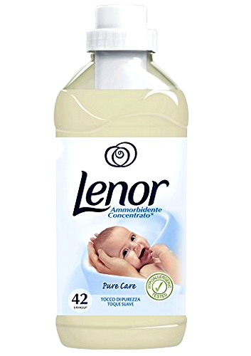 Lenor Pure Care ополіскувач для білизни 42 прання (1,05 л)