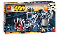 "Конструктор Bela 10464 аналог LEGO Star Wars ""Звезда Смерти: Последняя битва"", 723 дет , фото 1"