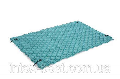 56841 Intex Большой плавающий мат Giant Floating Mat(290х213 см), фото 2