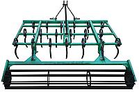 Культиватор пружинный для минитракторов КН - 1,6П
