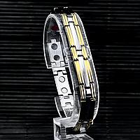 Магнитный браслет, германий и неодим, 362БРМ