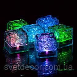 Светодиодный лед FL101 RGB кубики льда