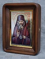 Киот для литографии Святого  Иоанна Шанхайского., фото 2