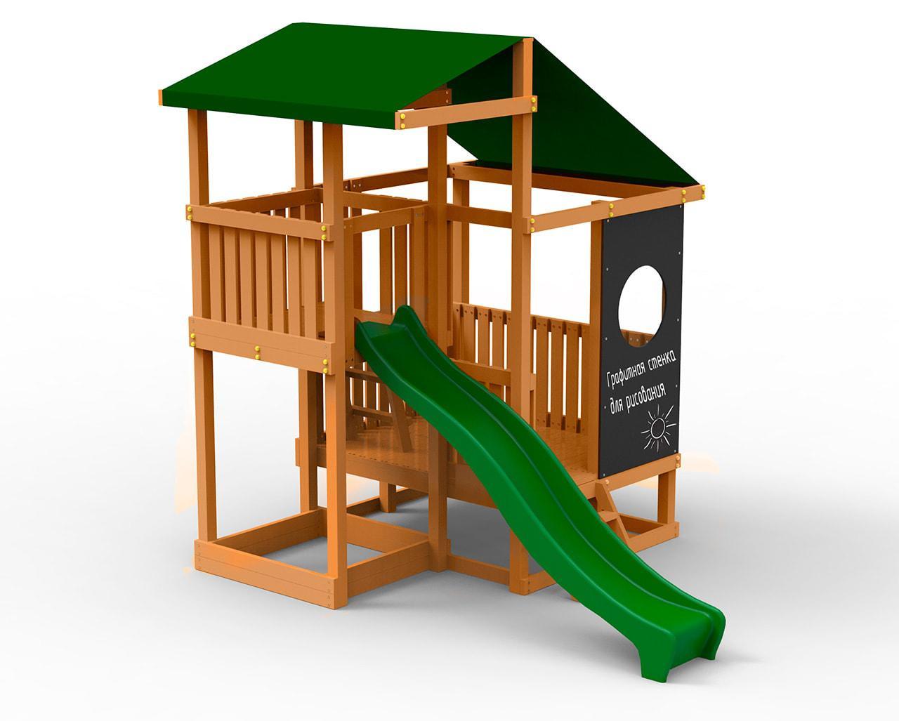 Детская игровая площадка ANUKA Model-3