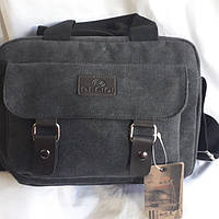 Тканевая мужская сумка, фото 1
