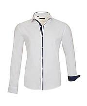 Рубашка мужская Popitto Белая