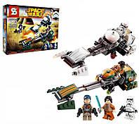 "Конструктор SY502 аналог LEGO Star Wars ""Повстанцы"", 283 дет, фото 1"