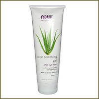 NOW Aloe Vera Soothing Gel 237 ml