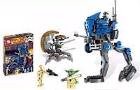 "Конструктор SY501 аналог LEGO Star Wars ""Битва дроидов"", фото 1"
