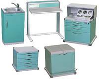 Комплект мебели для гинекологического кабинета ММГ Medin (Медин)
