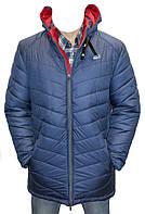 Мужская зимняя куртка Nike, теплая куртка Найк, мужские зимние куртки
