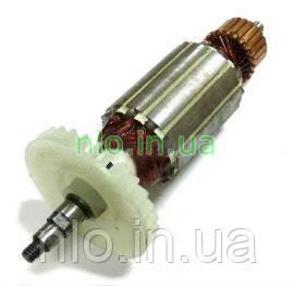 Якір болгарки Rebir LSM 125 900 новий (156х38 шліц 8мм)