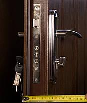 Входные двери Редфорт Канзас МДФ в квартиру, фото 2