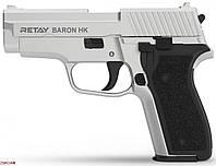 Шумовой пистолет Retay Arms Baron HK Chrome