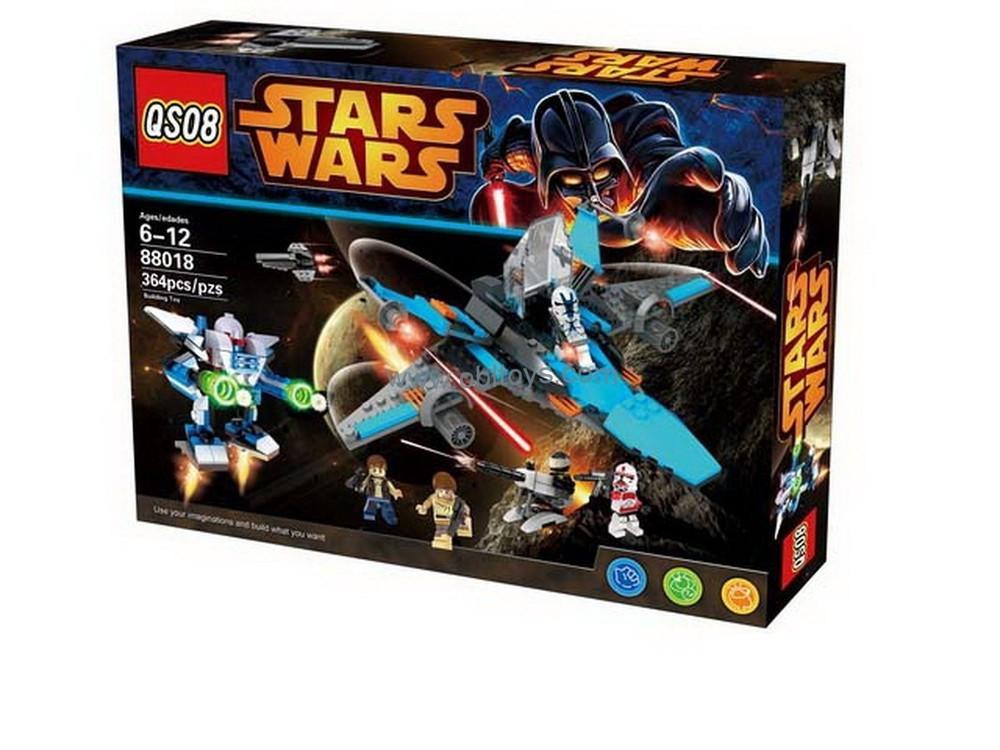 "Конструктор ""Star Wars"" 88018, 364 деталей"