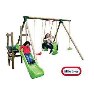 Игровой Комплекс Детская Площадка из Дерева Strasburg Little Tikes 171161, фото 2