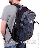Городской надежный рюкзак 25 л One polar W1313 для ноутбука, фото 3