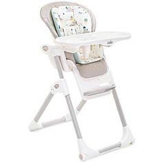 Детский стульчик для кормления Joie Mimzy LX