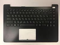 ОРИГИНАЛ!!!Клавіатура з корпусом (стіл) Asus S400, S451, X402 series, rus, black