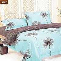 Двуспальный комплект постельного белья VILUTA ранфорс 9987
