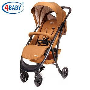 Коляска прогулочная 4 Baby  Smart (Brown), фото 2
