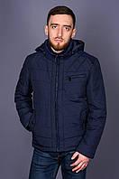 Чоловіча демісезонна куртка Black Wolf, темно-синього кольору