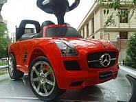 Машинка каталка толкатель толокар Mercedes