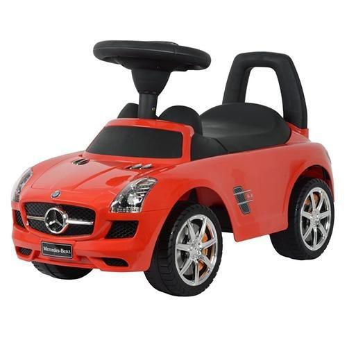 Машинка толокар Mercedes Z-332 (Красная)