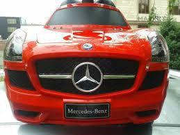 Машинка толокар Mercedes Z-332 (Красная) , фото 2